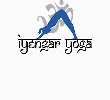 Iyengar Yoga T-Shirt Womens Fitted T-Shirt