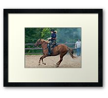 """""""Northern Ohio Outlaws"""" #18 Framed Print"""