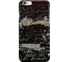 Antique iPhone Case/Skin