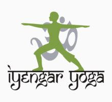Iyengar Yoga T-Shirt Kids Clothes