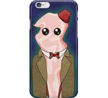 Bacon Who (11th) iPhone Case/Skin