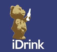 iDrink Ted Unisex T-Shirt