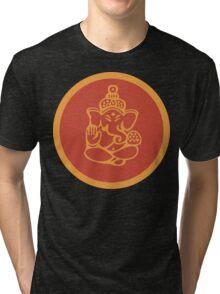 Ganesha T-Shirt Tri-blend T-Shirt