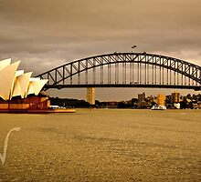 Sydney Harbor 1 by anorth7