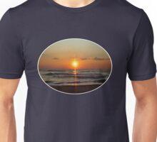 Paestum Sunset Unisex T-Shirt
