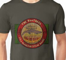 The Bootheel Gila Monster Steak House Unisex T-Shirt