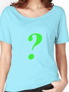 Riddler Women's Relaxed Fit T-Shirt