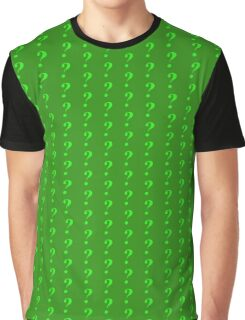 Riddler Graphic T-Shirt