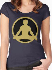 Men's Yoga T-Shirt Women's Fitted Scoop T-Shirt