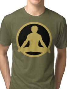 Men's Yoga T-Shirt Tri-blend T-Shirt