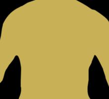 Men's Yoga T-Shirt Sticker