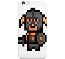 Retro dragonborn iphone/ipod case iPhone Case/Skin
