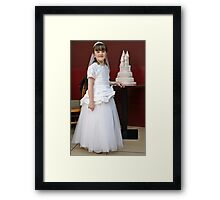 The Little Princess  Framed Print