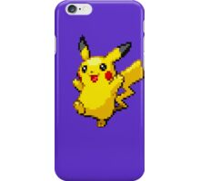Retro Pikachu iphone/ipod case iPhone Case/Skin