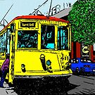 Little Rock Trolley by Baretbell