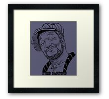 Fred Sanford Framed Print