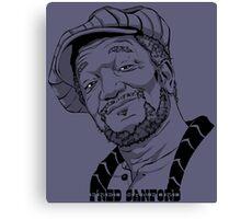 Fred Sanford Canvas Print