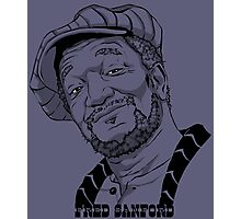 Fred Sanford Photographic Print