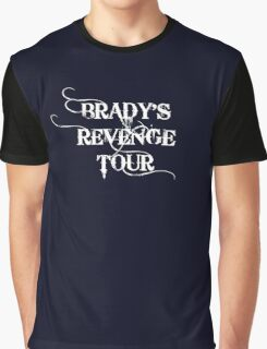 Brady's Revenge Tour Graphic T-Shirt