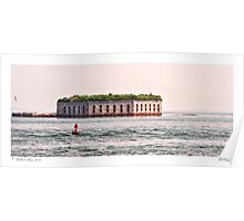 Fort Gorges Poster