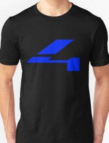Halo 4 Solid Fill Unisex T-Shirt