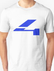 Halo 4 Grainy Fill Unisex T-Shirt