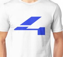 Halo 4 Grainy Fill Unisex T-Shirt
