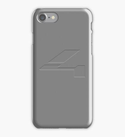 Halo 4 Embossed iPhone Case/Skin