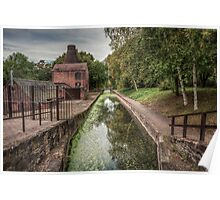 The Shropshire Canal Poster