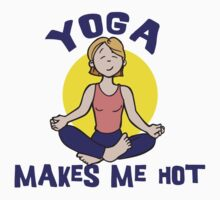 Funny Women's Yoga T-Shirt by T-ShirtsGifts