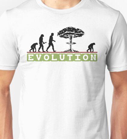 Not So Funny Evolution T-Shirt Unisex T-Shirt