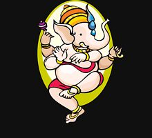 Ganesha T-Shirt Womens Fitted T-Shirt