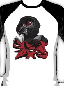 Graffiti propaganda style T-Shirt
