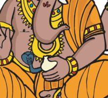 Ganesha T-Shirt Sticker