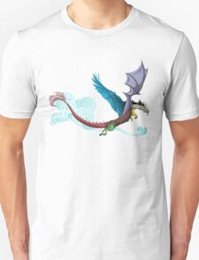 Let Chaos and Discord give you wings! Unisex T-Shirt