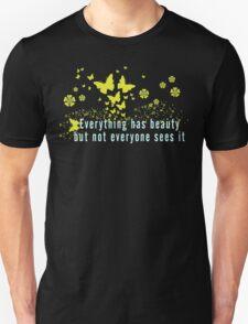 Yoga Quote T-Shirt T-Shirt