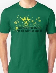 Yoga Quote T-Shirt Unisex T-Shirt