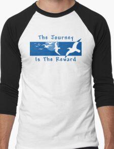 Yoga Saying T-shirt Men's Baseball ¾ T-Shirt