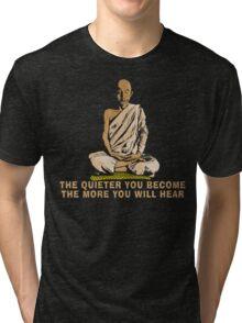Buddha Quote T-Shirt Tri-blend T-Shirt