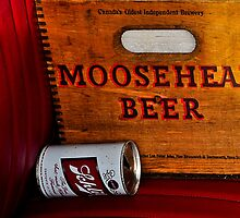 Moosehead or Schlitz? by john forrant