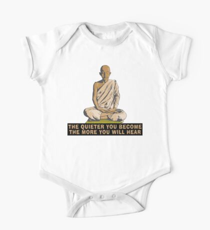 Buddha Quote T-Shirt One Piece - Short Sleeve