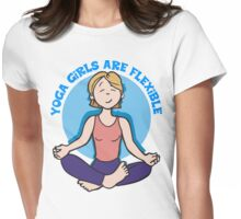 Very Funny Women's Yoga T-Shirt Womens Fitted T-Shirt