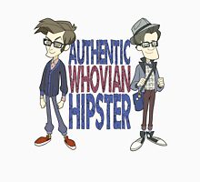 Doctor Who Whovian Hipster T-Shirt