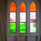 Three Windows by glenda1998