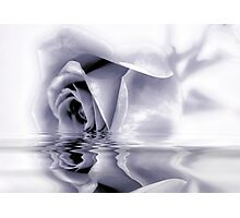 Love, Upon Reflection... Photographic Print