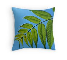 Veins (available in iphone, ipod & ipad cases) Throw Pillow