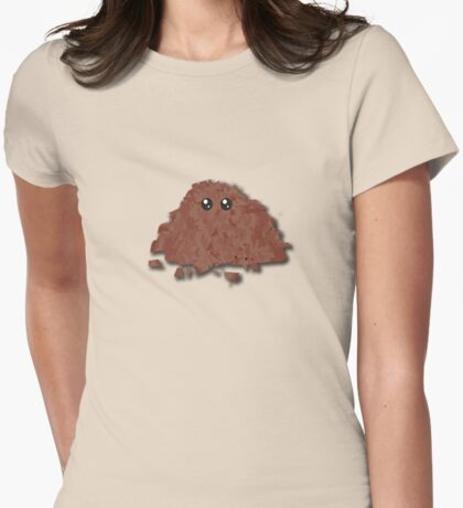 Bacon Bits Womens Fitted T-Shirt