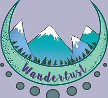 Wanderlust by Meesh Scannapieco