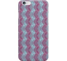Purple and Blue iPhone Case/Skin