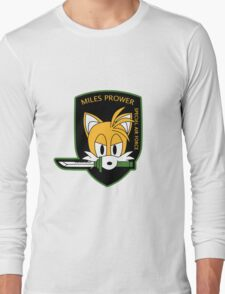 MGS / Tails Long Sleeve T-Shirt